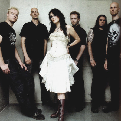 Фото рок-групы «Within Temptation»