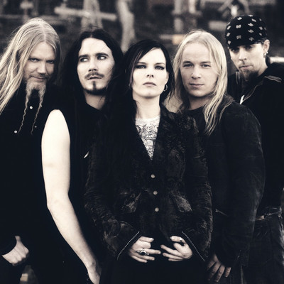 Фото рок-групы «Nightwish»